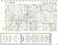 Map Image 004, Sauk County 1974